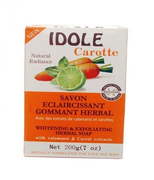 Idole Carotte Herbal Soap 200g