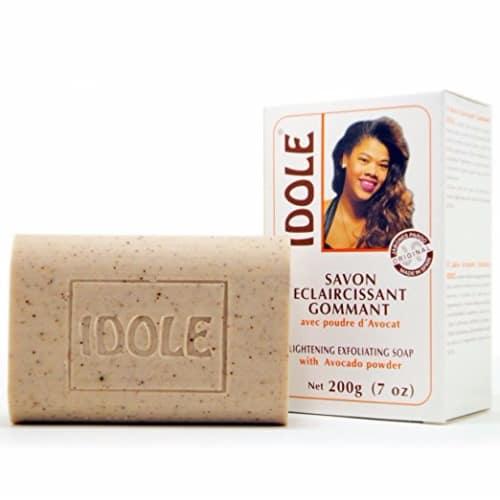 Idole Lightening Exfoliating Soap