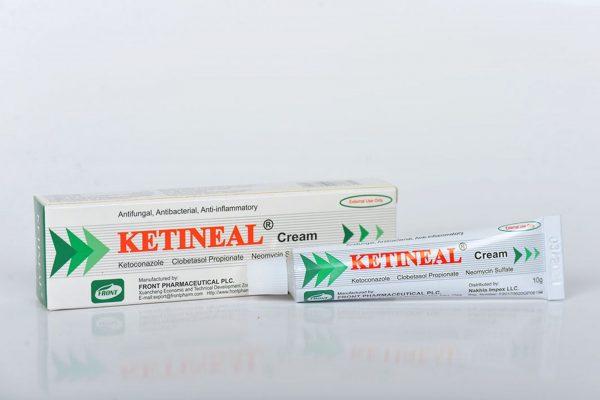 Ketineal Cream
