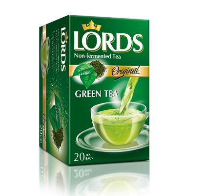 Lord's Non-Fermented Tea - Grean Tea