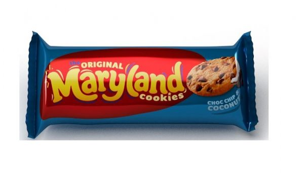 MARYLAND COOKIES CHOP CHIP COCO NUT 136G