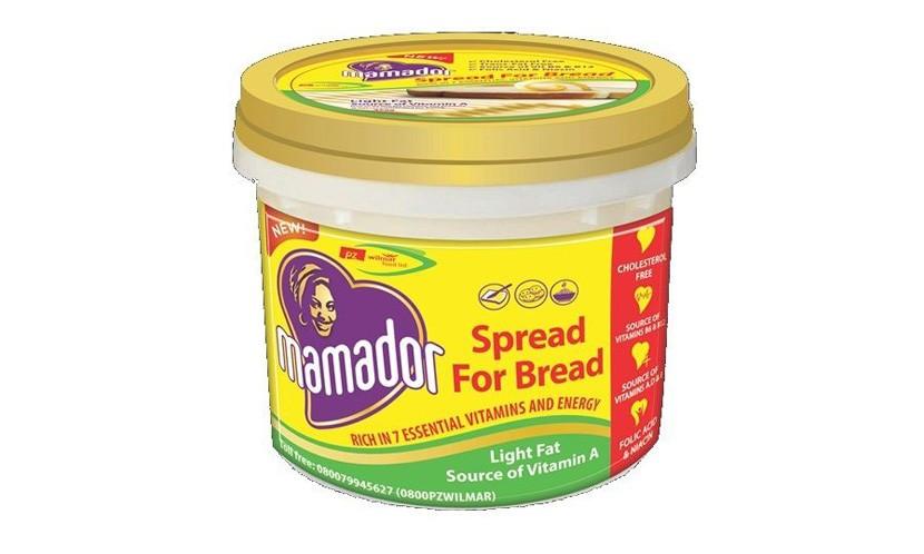Mamador Spread For Bread 250g