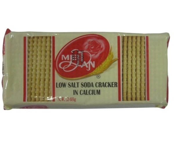 Meidan Low Salt Soda Crackers Biscuit