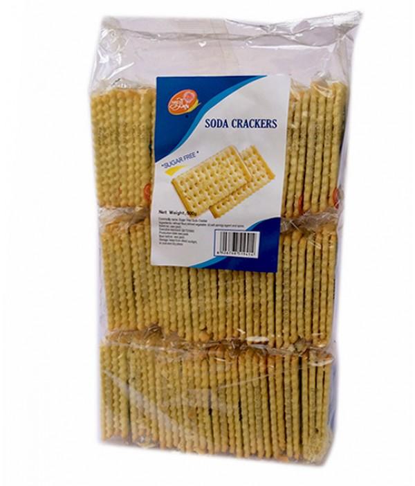 Meidan Low Sugar Free Crackers Biscuit