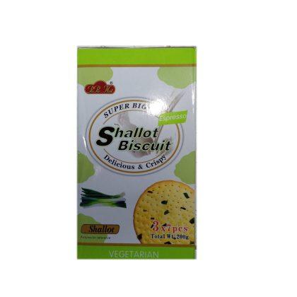Papa Hut Super Big Shallot Biscuit Vegetarian