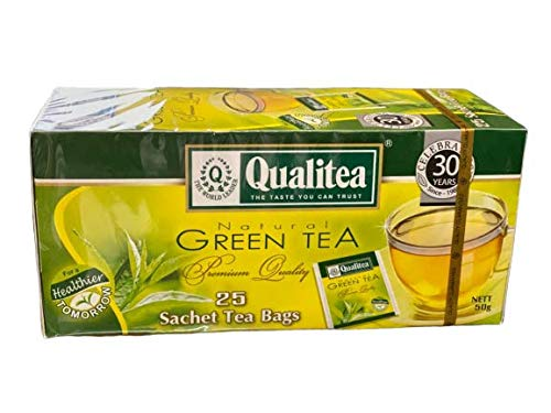 Qualitea Natural Green Tea