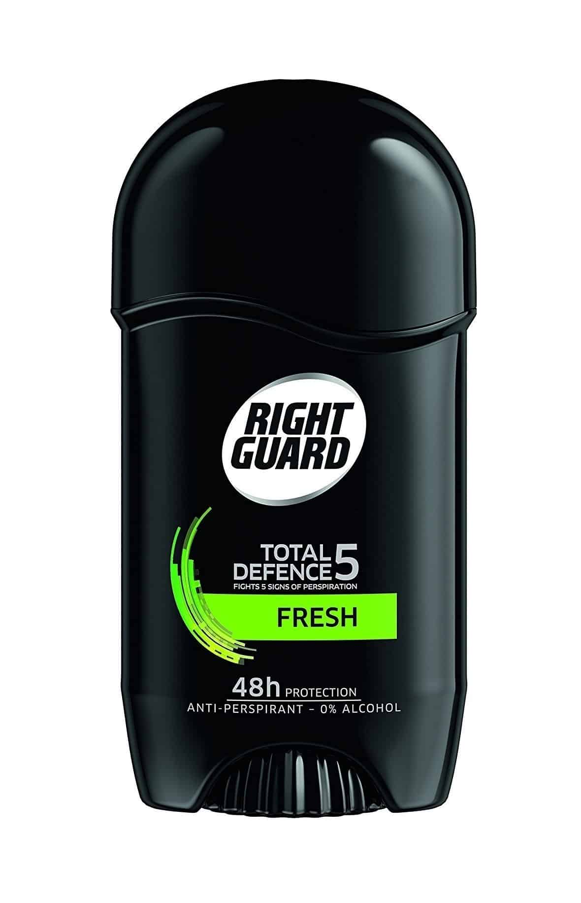 Right Guard Total Defence 5 Fresh