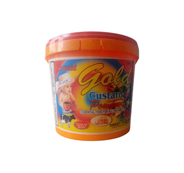 Sweet Food Gold Custard Powder
