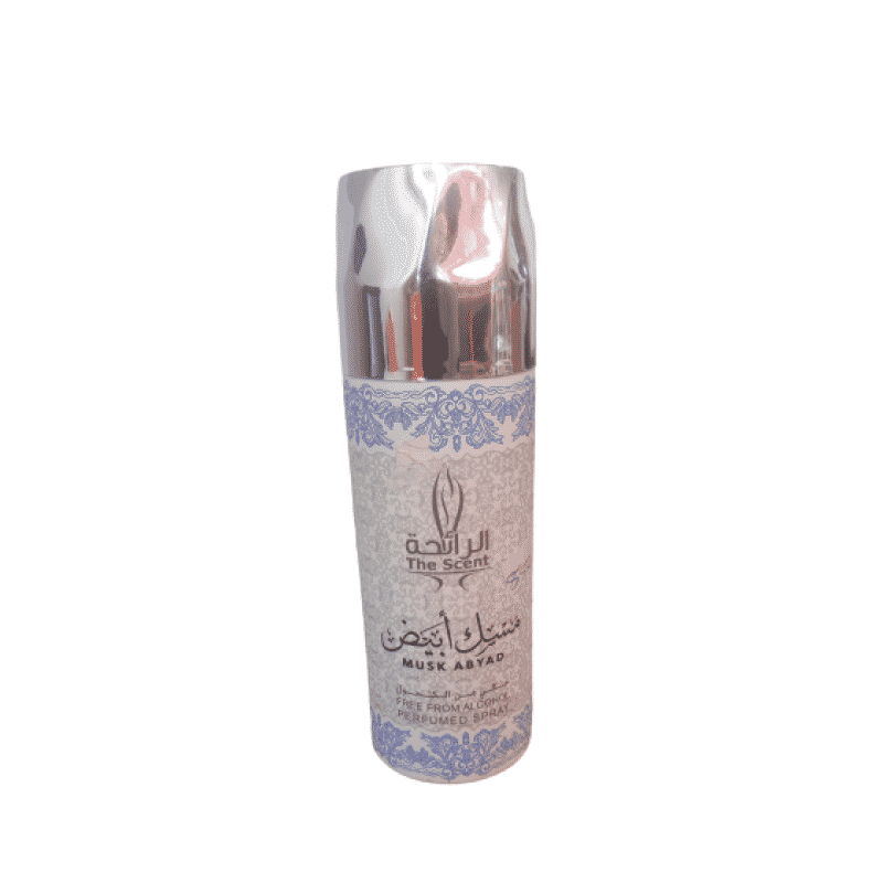 The Scent Musk Abyad Perfume Spray
