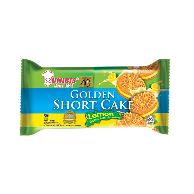 Unibis Golden Shortcake 225 g