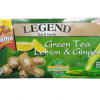 Legend Tea Herbs Green Tea Lemon Ginger 50g