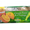 Legend Tea Herbs Green Tea Orange 50g