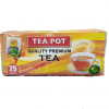 Tea Pot Quality Premium Tea