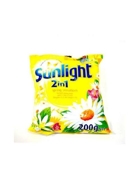 Sunlight Detergent 200g