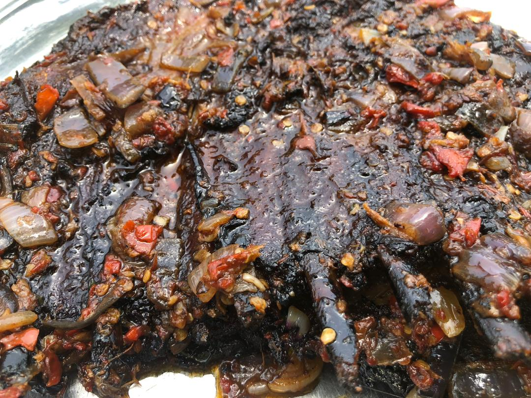 peppered pork ribs