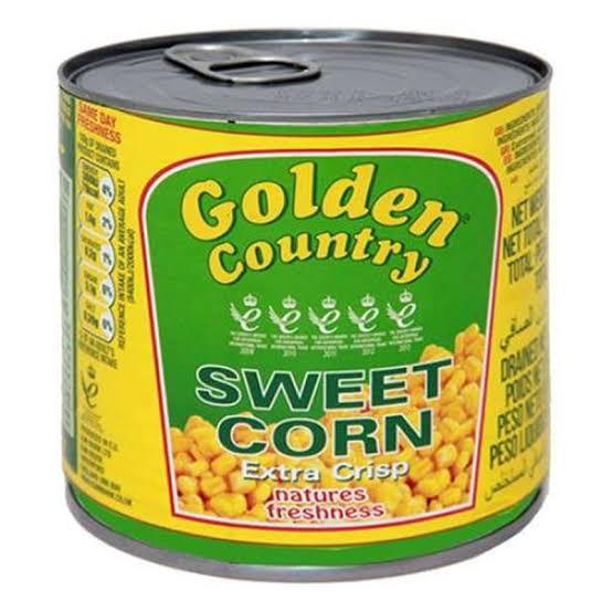 GoldenCountrySweetCorn