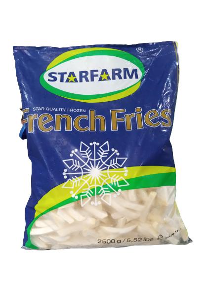 Starfarmfrenchfries2500g