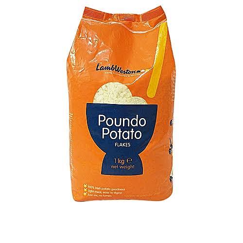 LambWestonPoundoPotatoFlakes 1kg