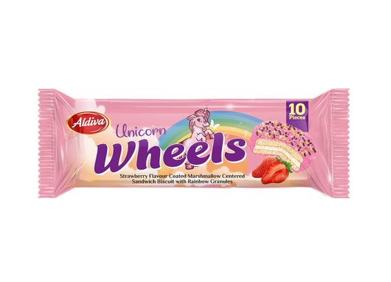 Alvdiva Wheels Mashmellow