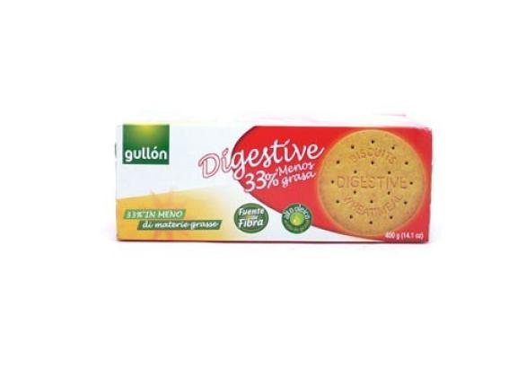 Gullon digestive biscuit
