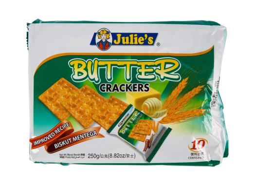 Julies Butter Crackers